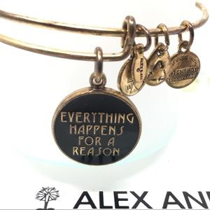 Alex & Ani + Gift Everything Happens for a Reason